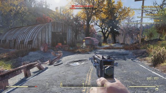 Fallout 76 - pustkowia
