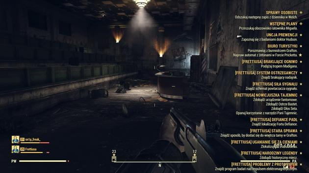 Fallout 76 - mrok