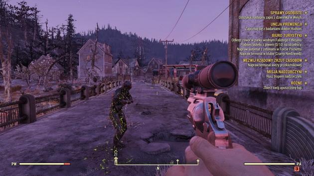 Fallout 76 - mutanty