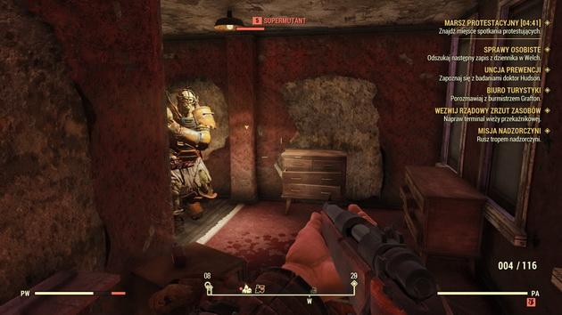 Fallout 76 - supermutant