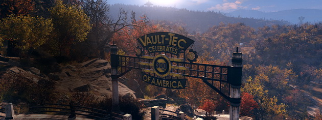 Fallout 76 - brama