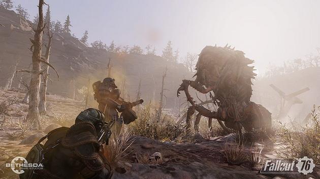 Fallout 76 - potężne zbroje