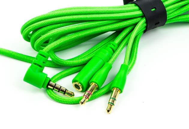 Razer Kraken Pro V2 - kabel adaptera