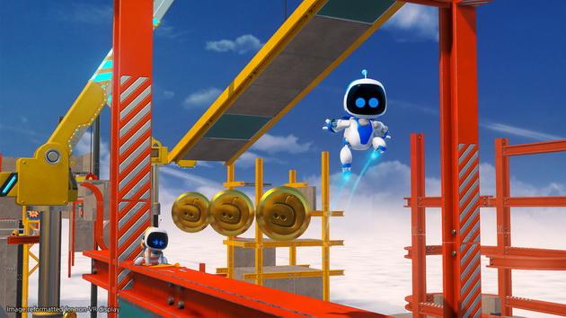 Astro Bot: Rescue Mission - robocik Astro