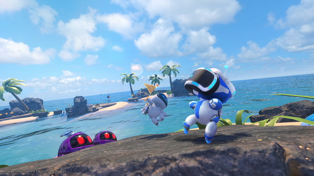 Astro Bot: Rescue Mission - uroczy bohaterowie