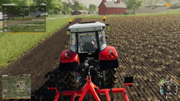 Farming Simulator 19 - orka