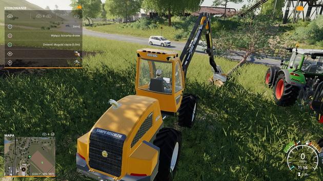 Farming Simulator 19 - maszyny nie do końca rolnicze
