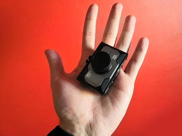 Xblitz Trust - kamera samochodowa