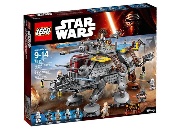 klocki LEGO Star Wars AT-TE Kapitana Rexa