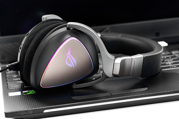 ROG Delta - dobre słuchawki do gier