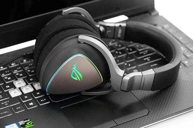 ASUS ROG Delta - słuchawki do konsoli
