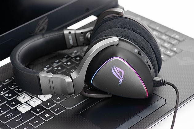 ASUS ROG Delta - słuchawki do gier