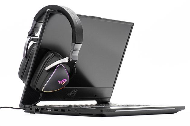ASUS ROG Delta - słuchawki dla graczy