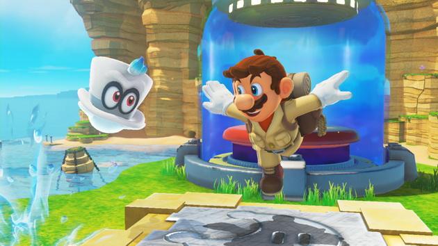 Jaka konsolę wybrać? - Super Mario Odyssey na Nintendo Switch