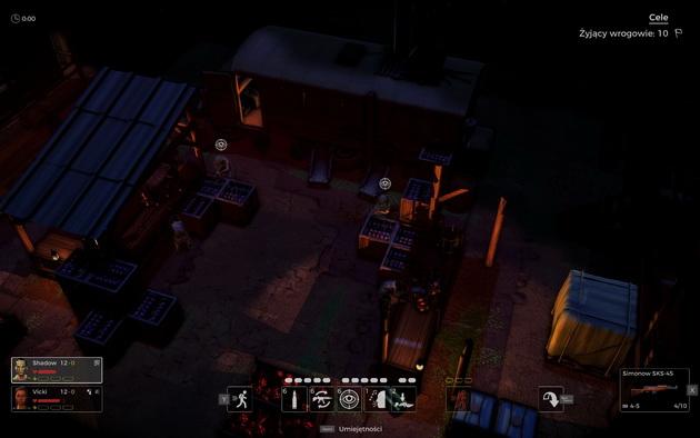 Jagged Alliance: Rage! - w ciemności