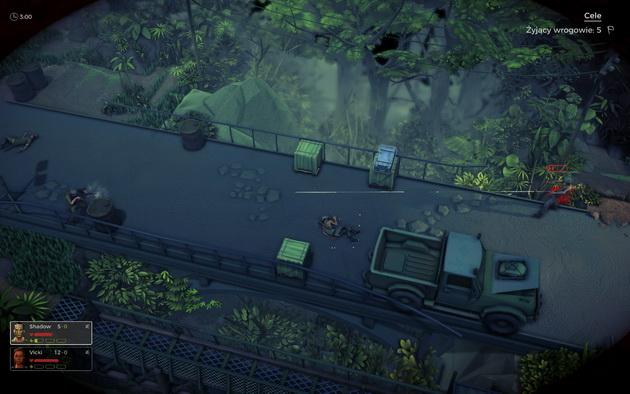 Jagged Alliance: Rage! - walka na moście