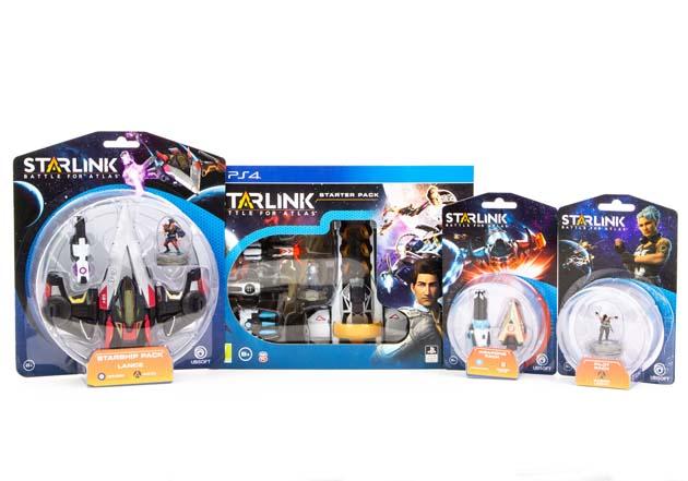 Starlink: Battle for Atlas - zestaw startowy z dwoma pakietami dodatków