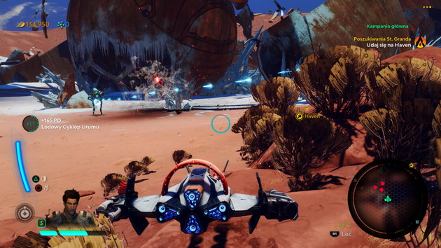 Starlink: Battle for Atlas - walka