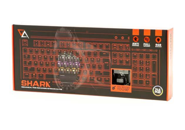 CA Gaming Shark - pudełko z okienkiem