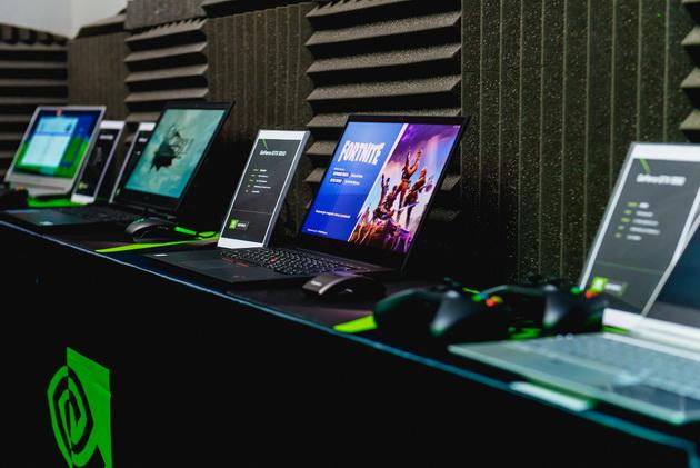 Pokaz NVIDIA - laptopy z rodziny Max-Q