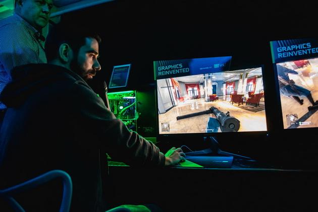 Pokaz NVIDIA - ray-tracing w Battlefield 5
