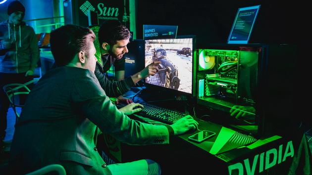 Pokaz NVIDIA - pokaz różnic w Battlefield 5 (ray-tracing)