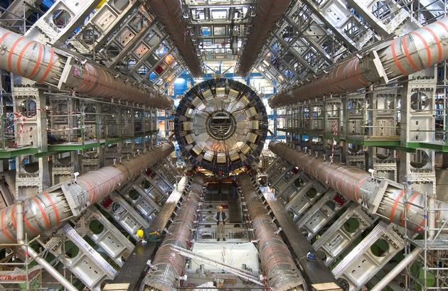 CERN detektor Alice