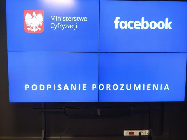 Ministerstwo Cyfryzacji - Facebook