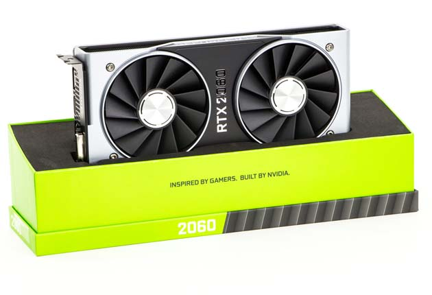 NVIDIA GeForce RTX 2060 Founder Edition