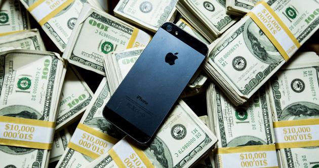 Właściciele iphone są bogatsi od posiadaczy Androidów