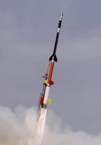 Fallout - rakieta Black Brant XII