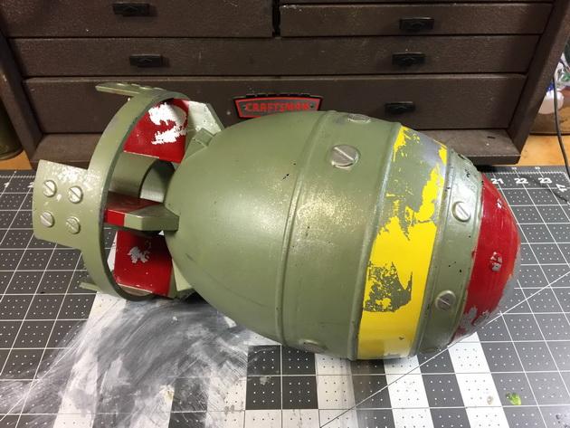 Fallout - mini nuke