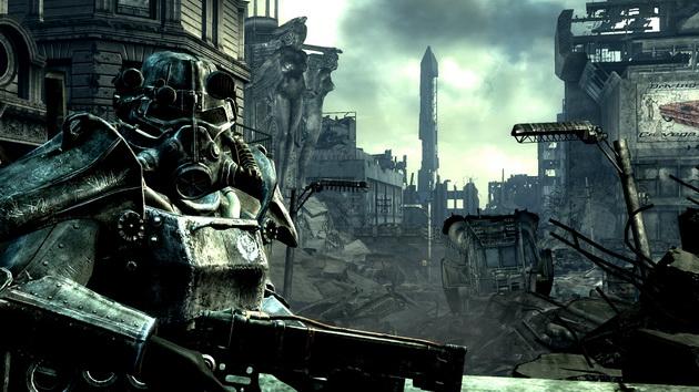 Fallout 3 - power armor
