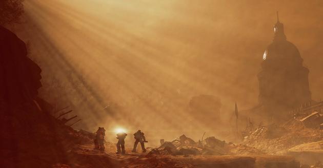Fallout - świat postnuklearny