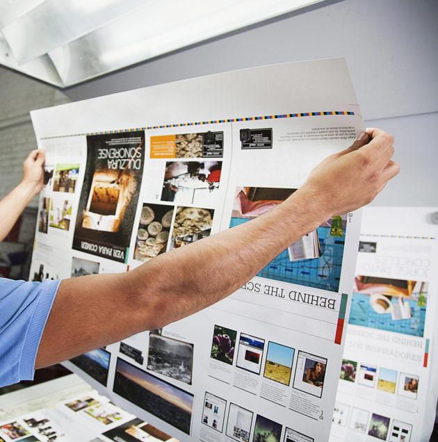 jakość wydruków