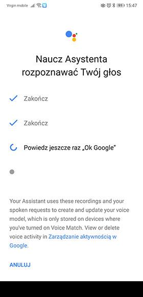Jak włączyć Google Asystenta