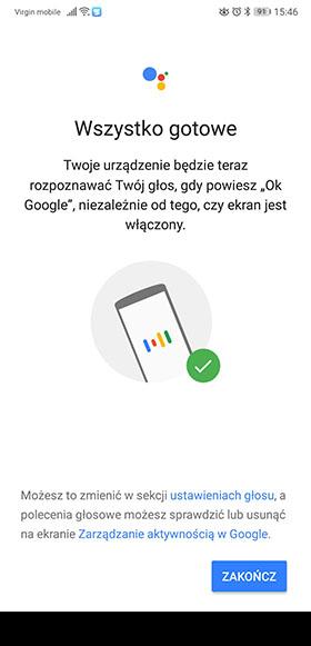 Google Asystent w Polsce