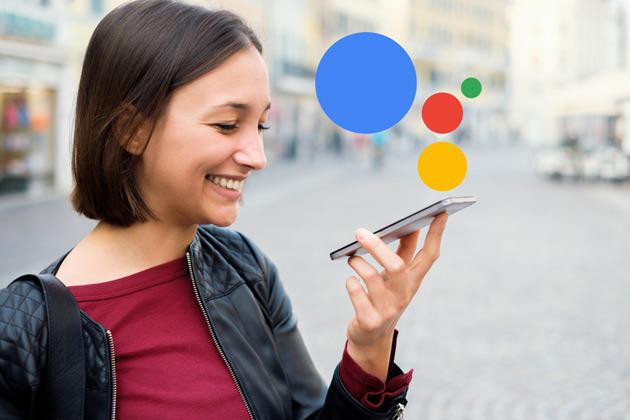 Google Assistant Polska