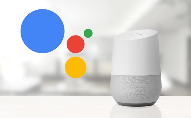 Google Asystent  w domu