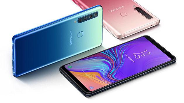 Samsung Galaxy A9 2018 - kolory