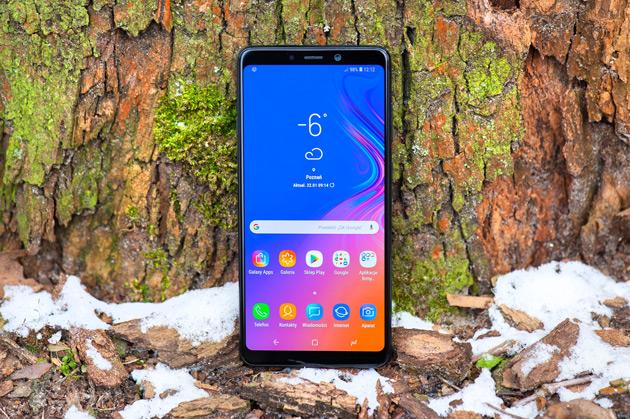 Samsung Galaxy A9 2018 - test i recenzja