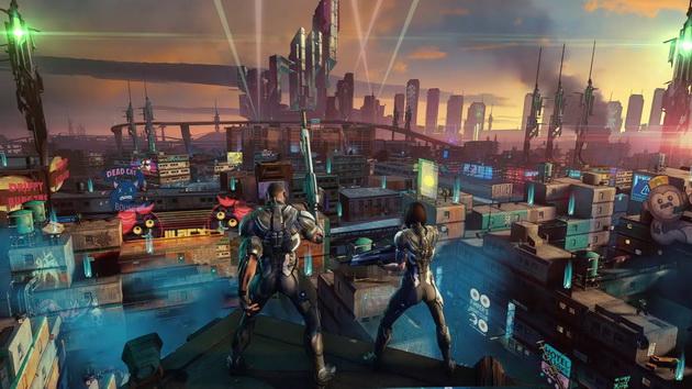 Najgorętsze gry 2019 roku - Crackdown 3
