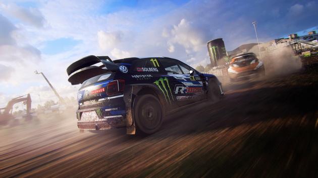 Najgorętsze gry 2019 roku - DiRT Rally 2.0