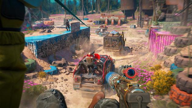 Najgorętsze gry 2019 roku - Far Cry: New Dawn