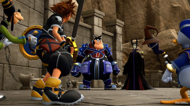Najgorętsze gry 2019 roku - Kingdom Hearts III
