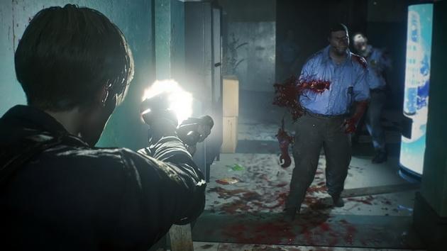 Najgorętsze gry 2019 roku - Resident Evil 2 Remake