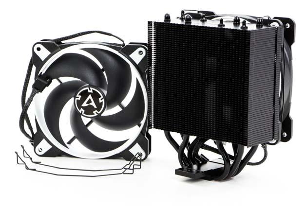 Arctic Freezer 34 eSports DUO - odpromienniki ciepła