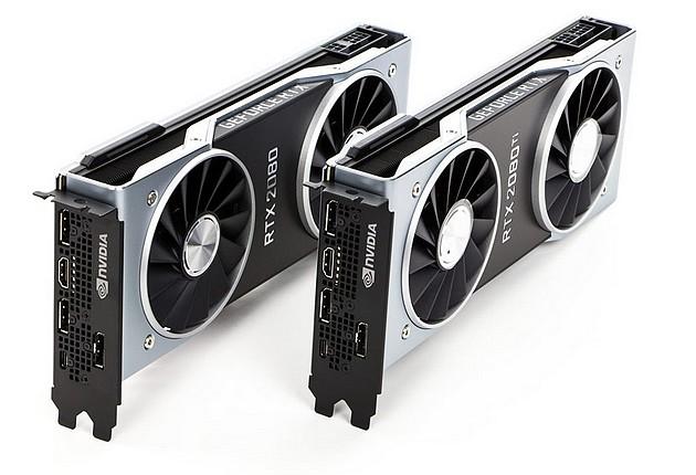 NVIDIA GeForce RTX 2080 i 2080 Ti