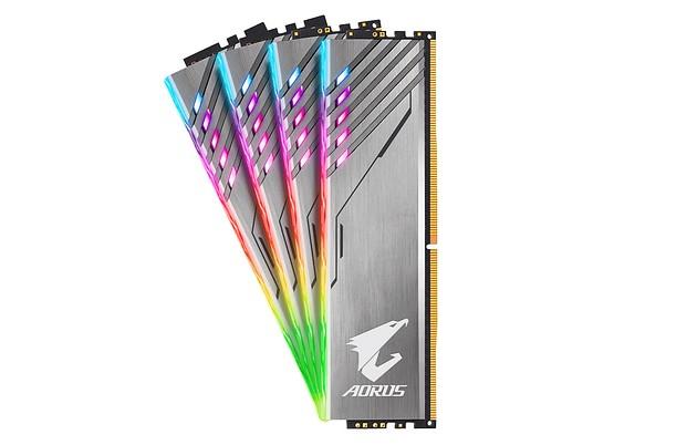 AORUS RGB RAM