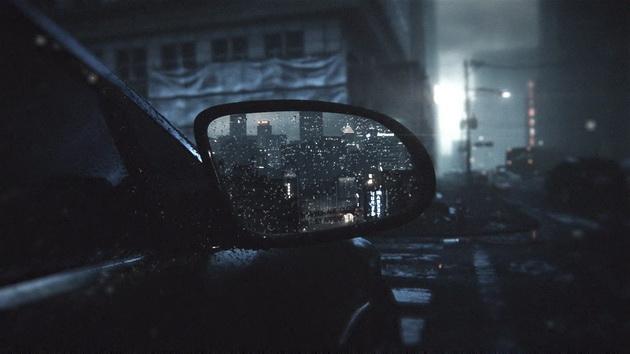 Resident Evil 2 remake - lusterko